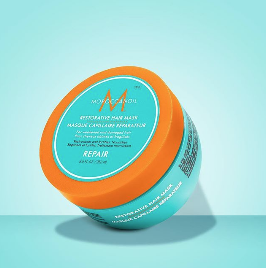 BFF Pamper Sesh Ideas Moroccanoil Hair Mask