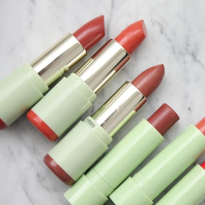 Best Matte Lipsticks PIXI Mattelustre