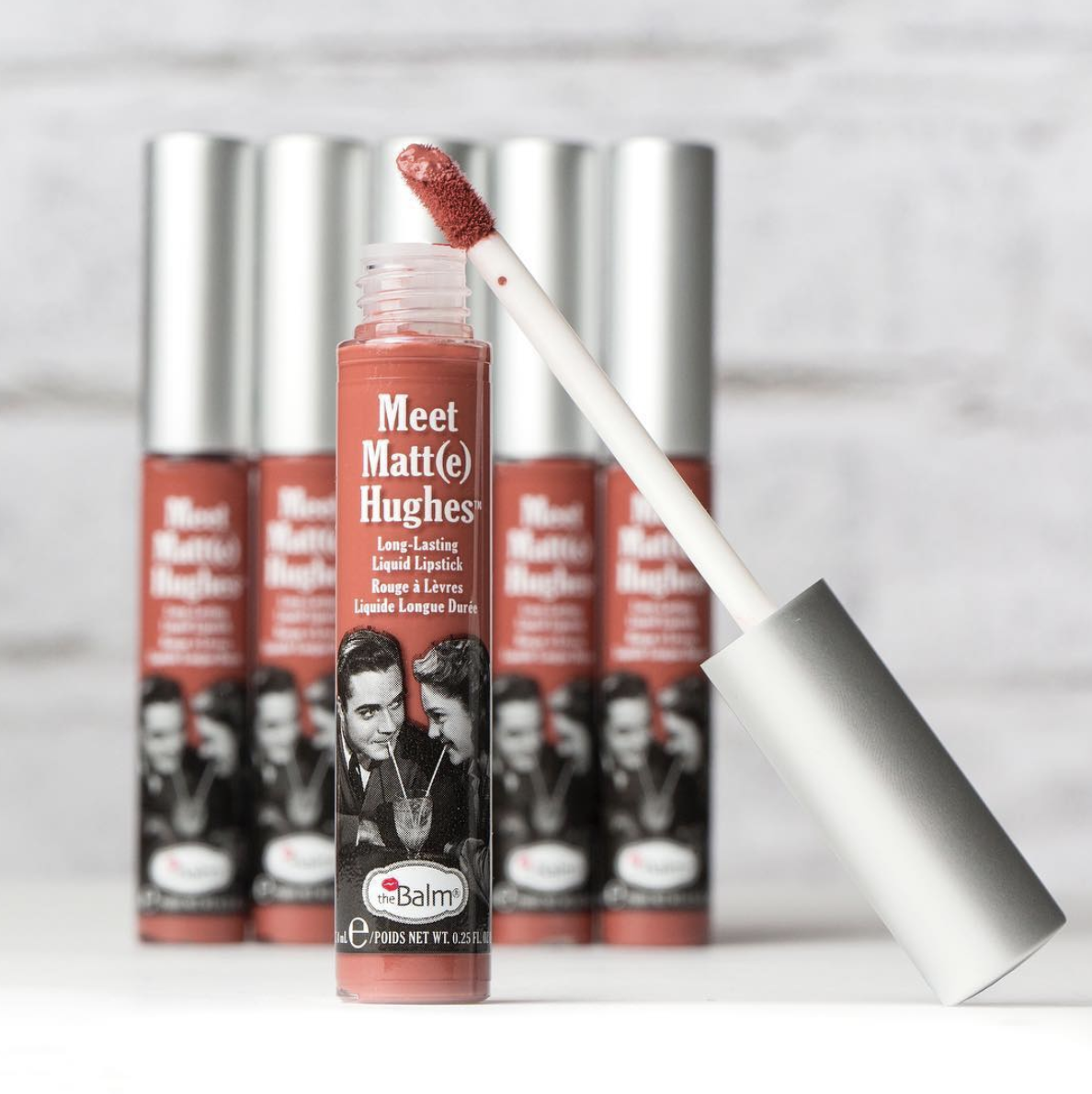 Best Matte Lipsticks Under $30 theBalm Meet Matt(e) Hughes