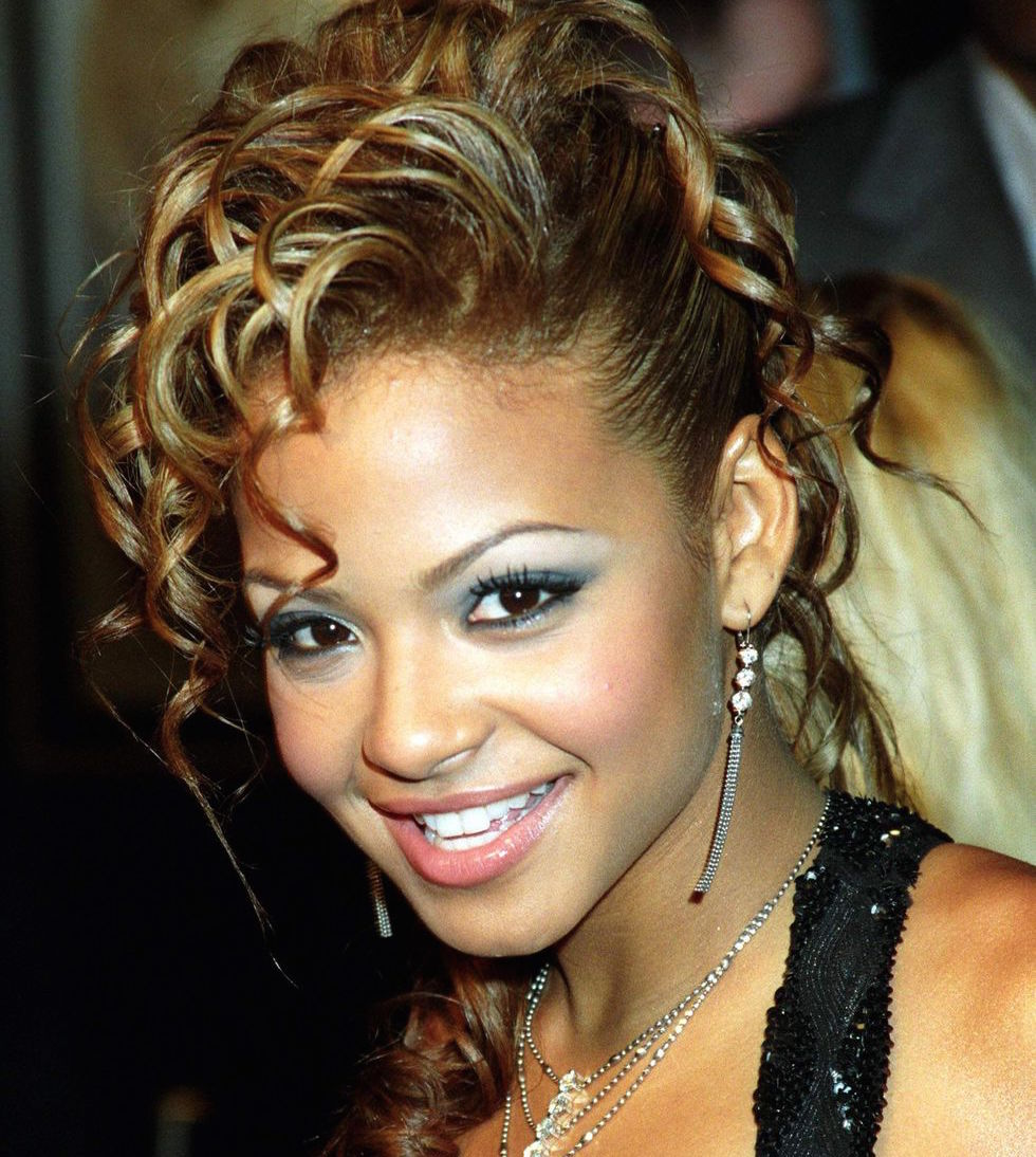 2000s Beauty Trends Christina Milian Frosty Makeup