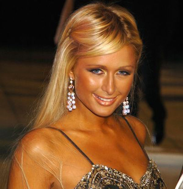 2000s Beauty Trends Paris Hilton Bad Fake Tan