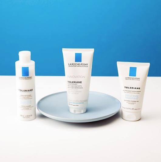 La Roche-Posay Toleriane Roaccutane Skincare