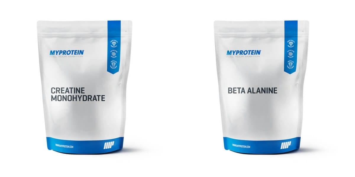 Creatine & Beta Alanine