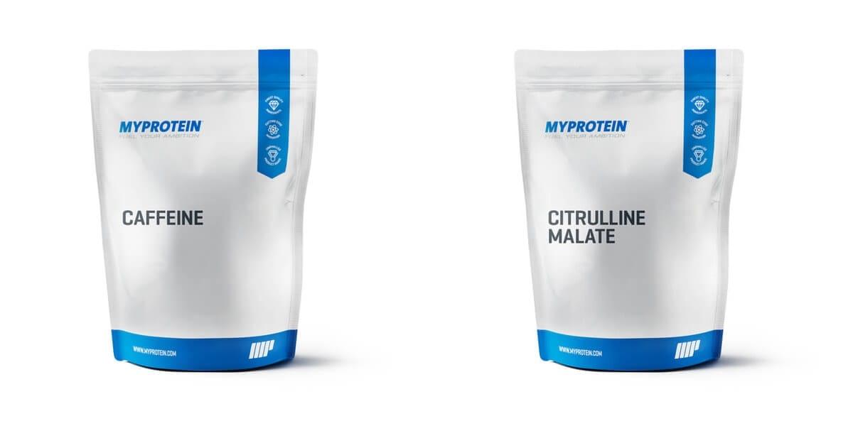 Caffeine & Citrulline Malate