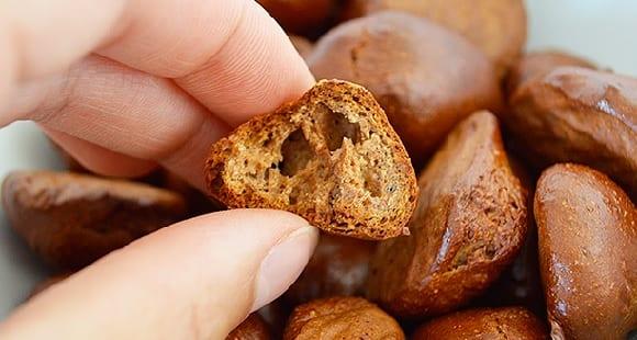 Eiwitrijke Pepernoten! De perfecte snack voor de feestdagen!