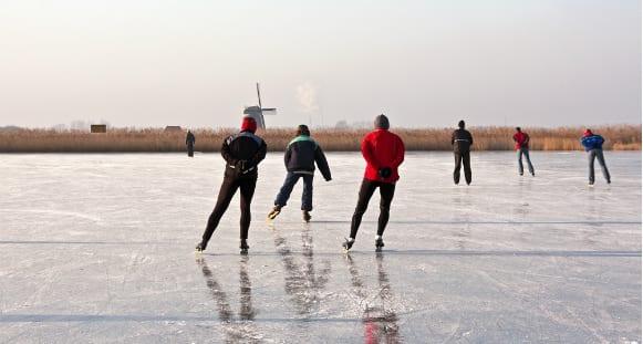 Schaatsen-Fitness