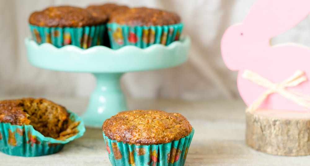Paas Carrot Cupcakes Recept | door FreudandFries
