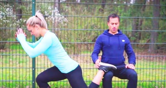 Train Buiten Deze Zomer! | Bootcamp Workout met Larissa van Meerten