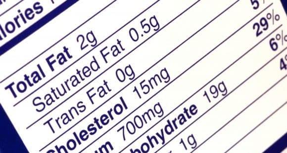 calorieen berekenen