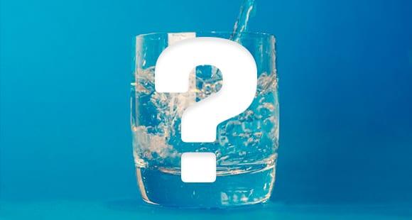 Hoeveel water moet je drinken?