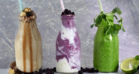 3 Makkelijke Vegan Proteïne Smoothies