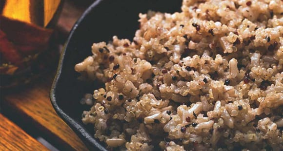 Quinoa, overrated of terecht een superfood?