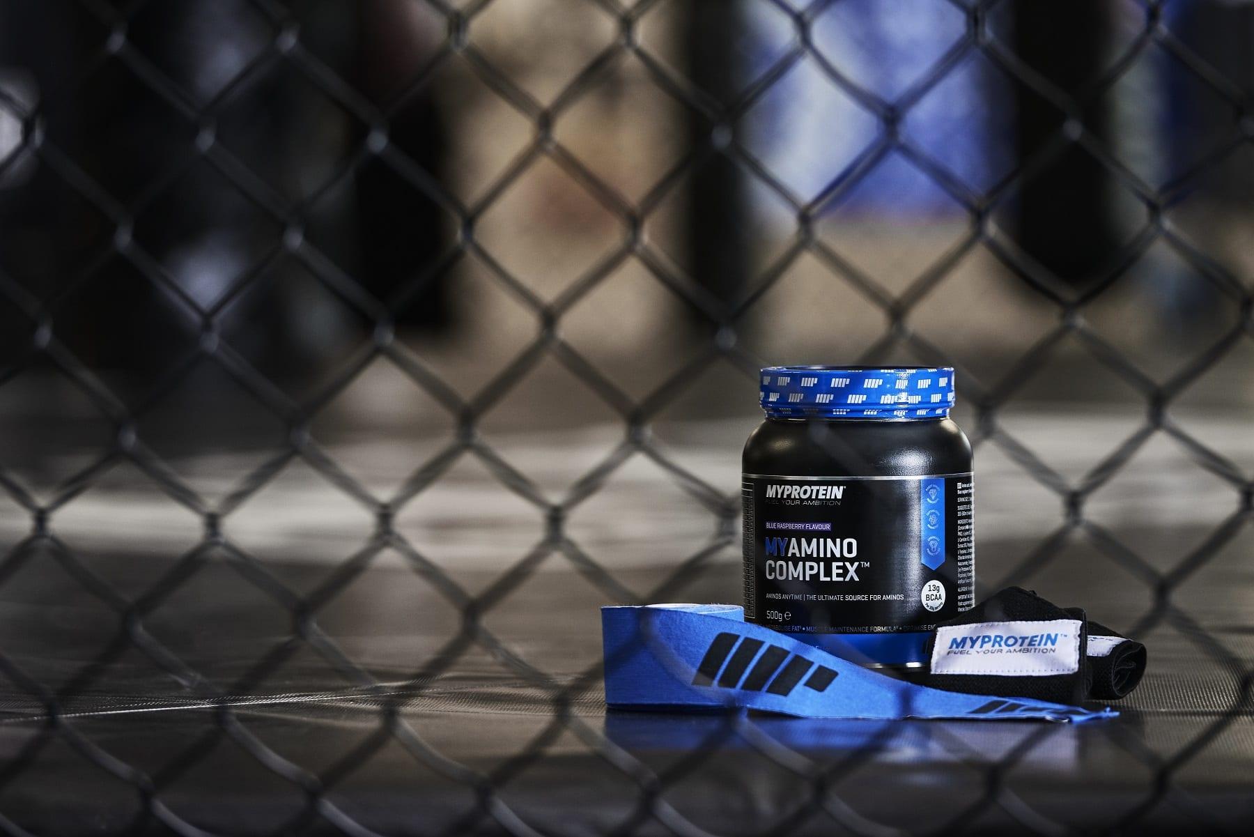 Myprotein Conor Mcgregor MMA Training