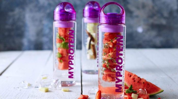3 verfrissende fruitwater recepten