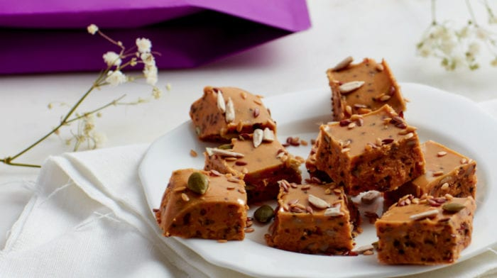 Triple Notenpasta Fudge