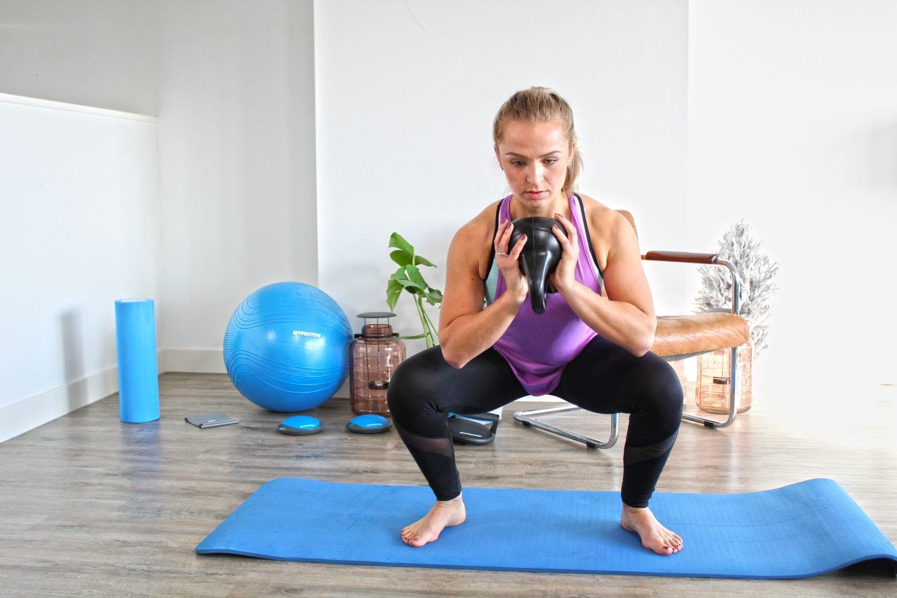 Oefeningen voor een Glute focussed Legday Training