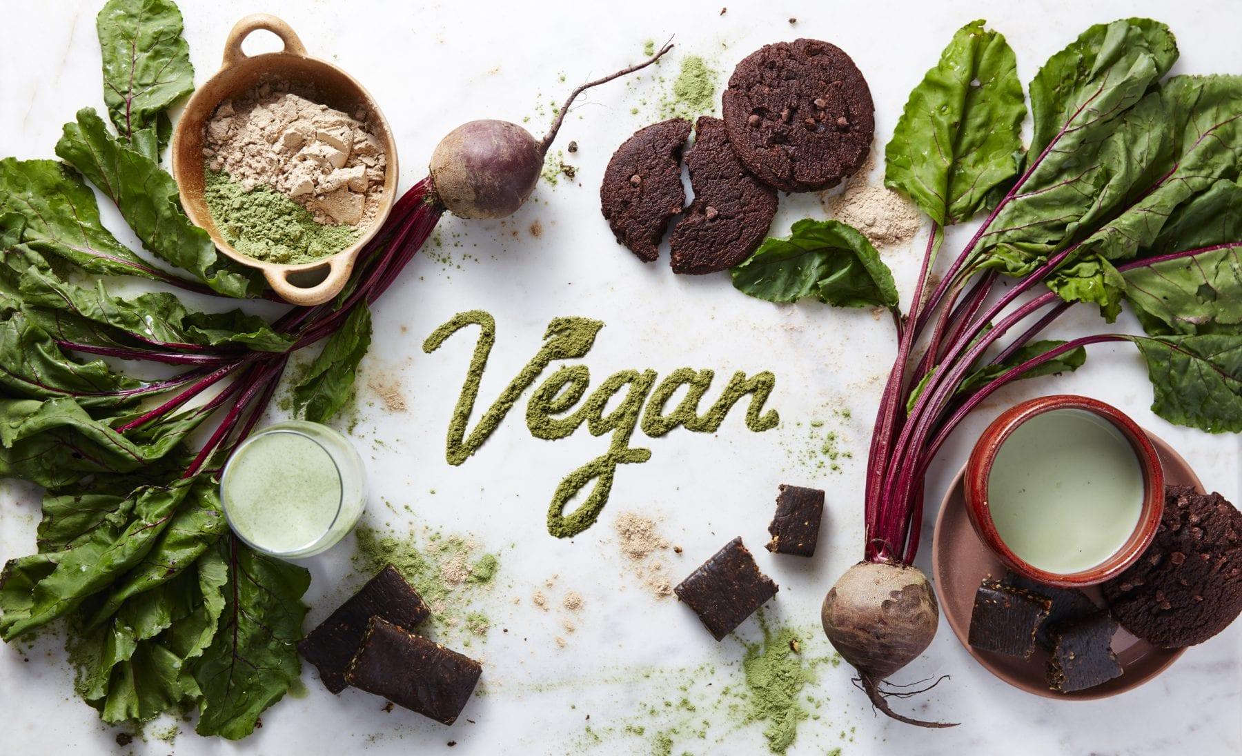 eiwitten veganist