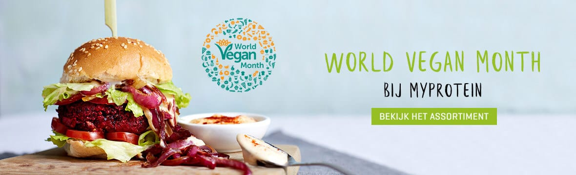 World Vegan Month Myprotein
