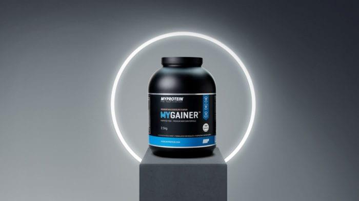 Kom op de juiste manier aan met MyGainer   Weight Gainer Supplement