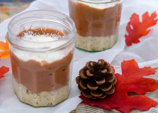 Eiwitrijke Chocomousse   Kerst Recept