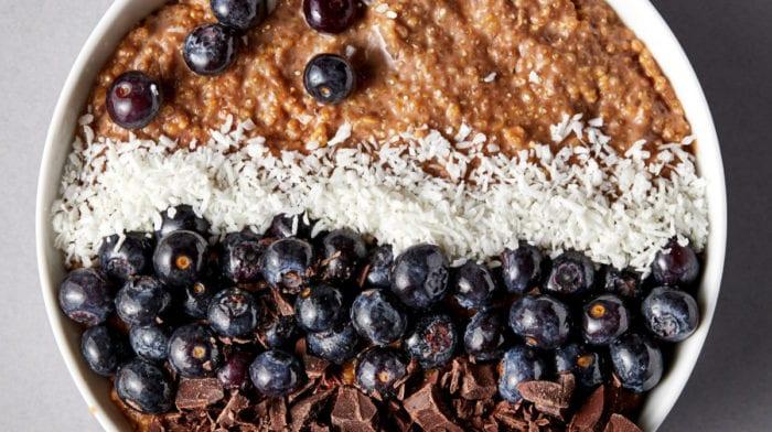 Quinoa-Bowl Recept | Gluten-vrij Chocolade Quinoa Ontbijt