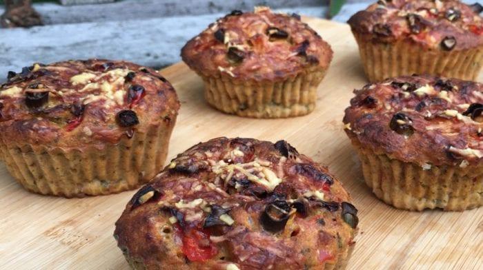 Zoete Aardappel Muffins Recept