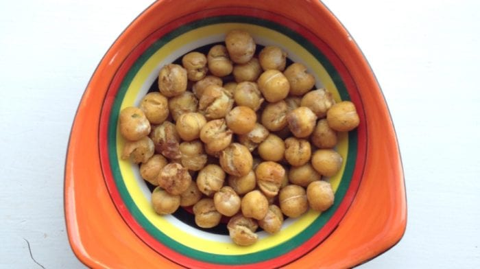 Kikkerwten Borrelnootjes Recept | Makkelijke Vegetarische Snack