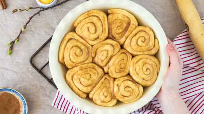 Verantwoorde Cinnamon Rolls Recept