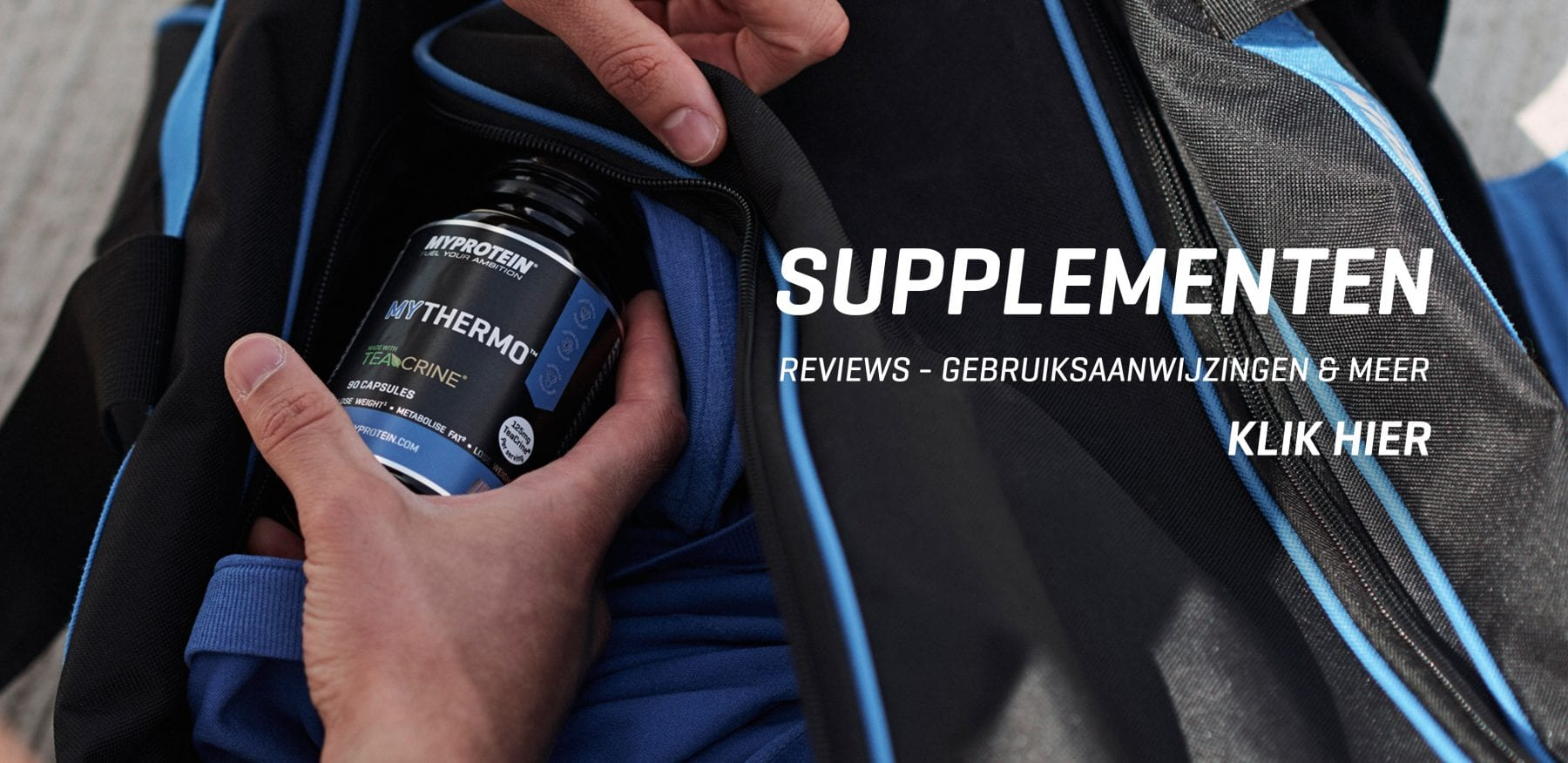 Supplementen reviews artikelen myprotein