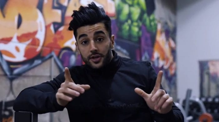 De Warming up van Myprotein Ambassadeur en Personal Trainer Souroush Moosavi | Video