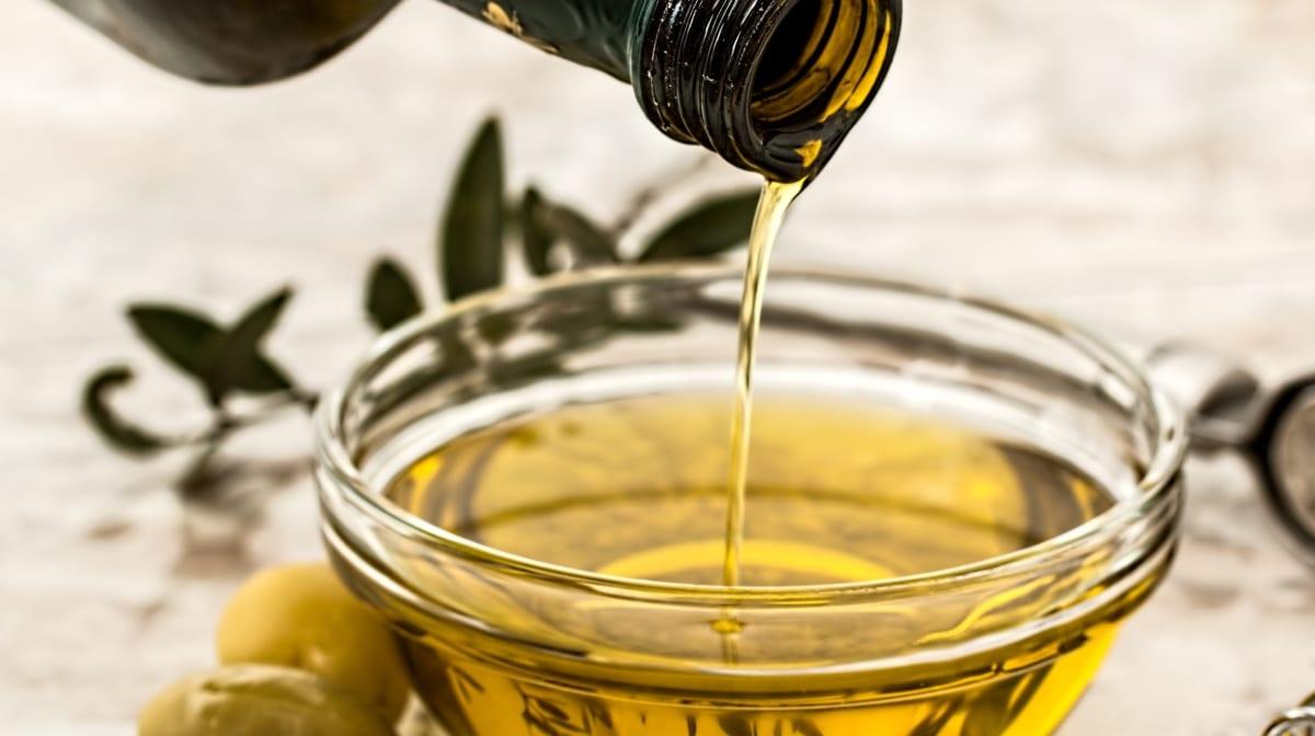 olijfolie of kokosolie