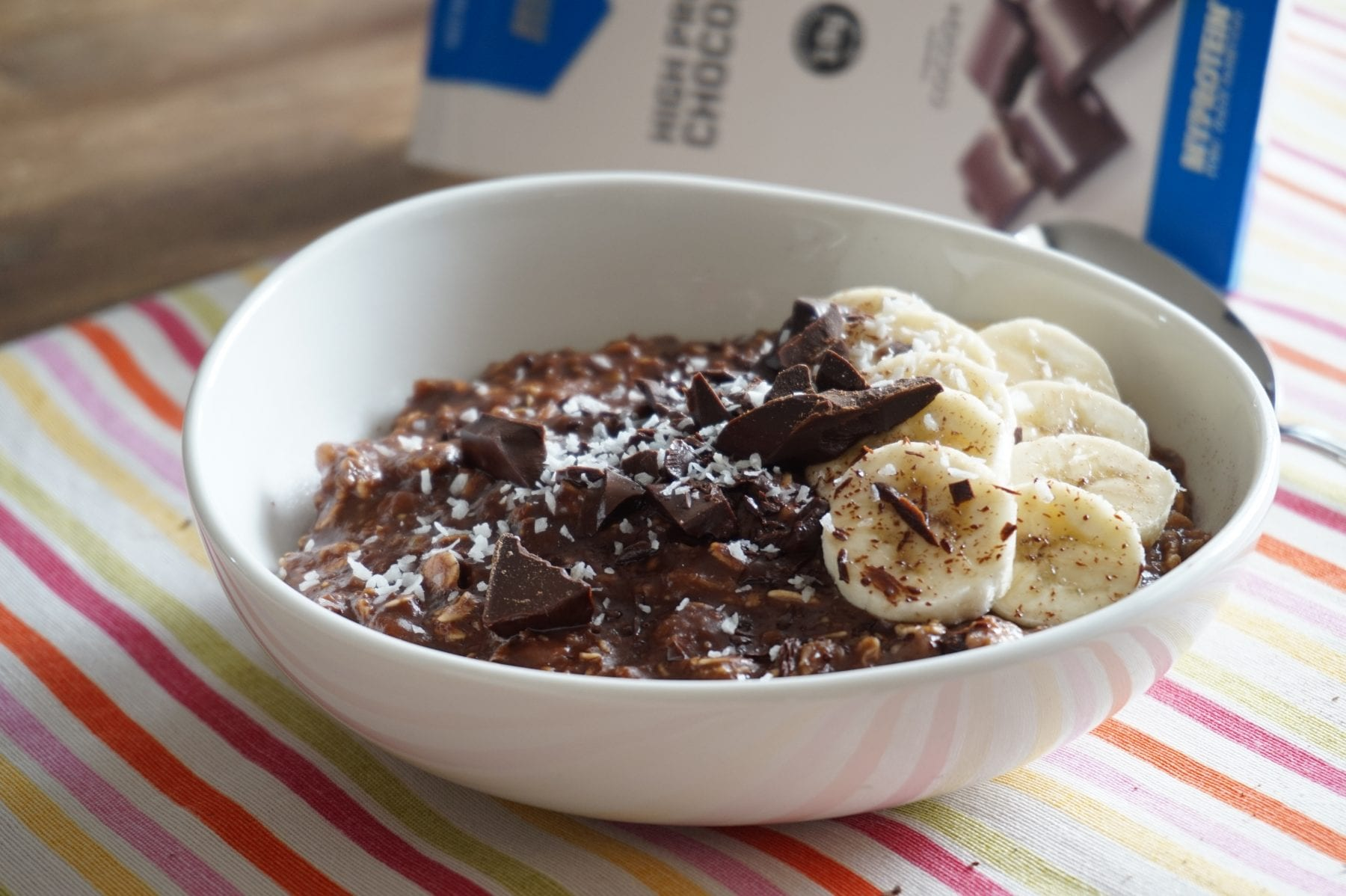 Chocolade Havermout Recept