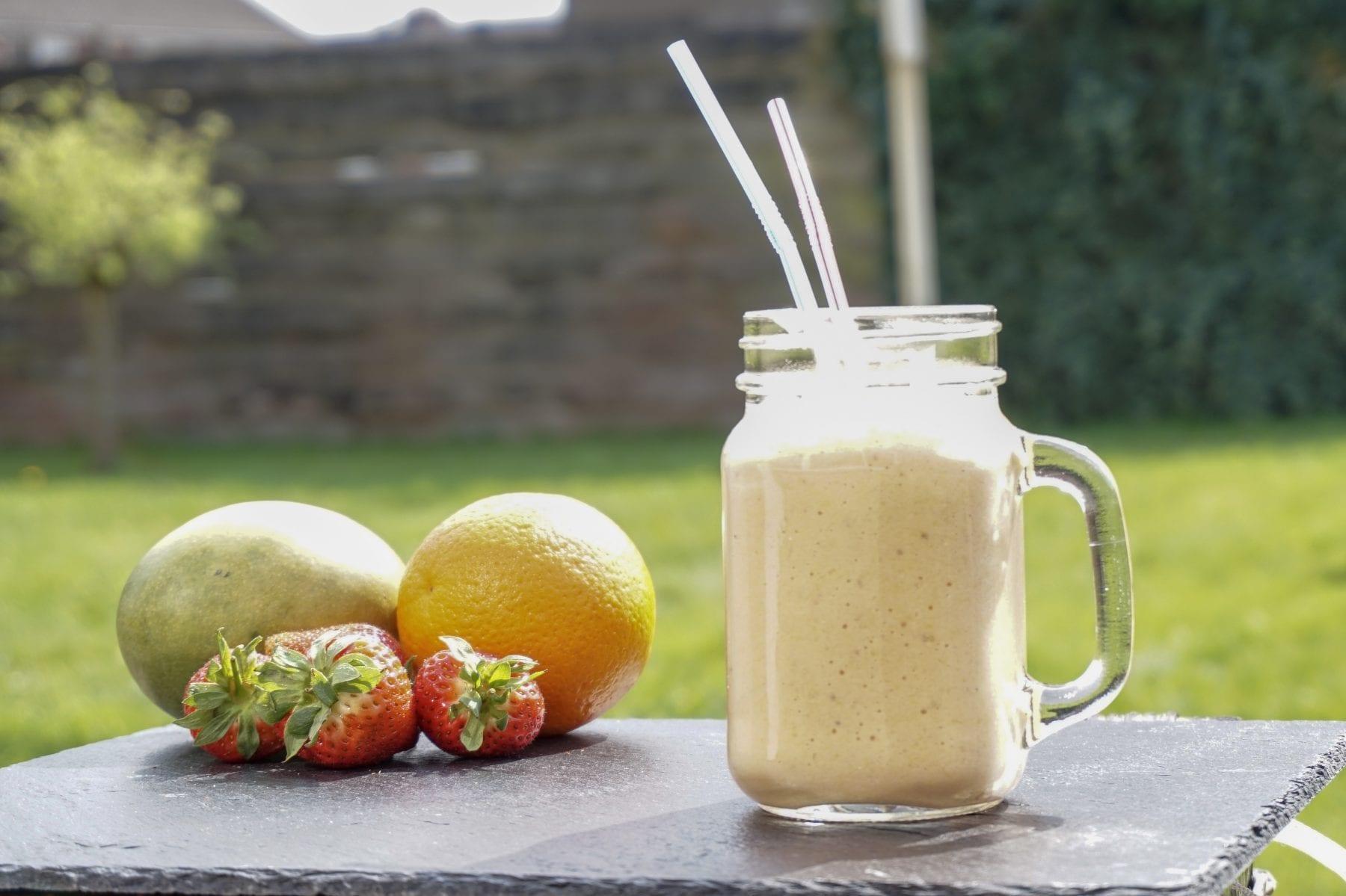 Koningsdag recept vitaminebom smoothie