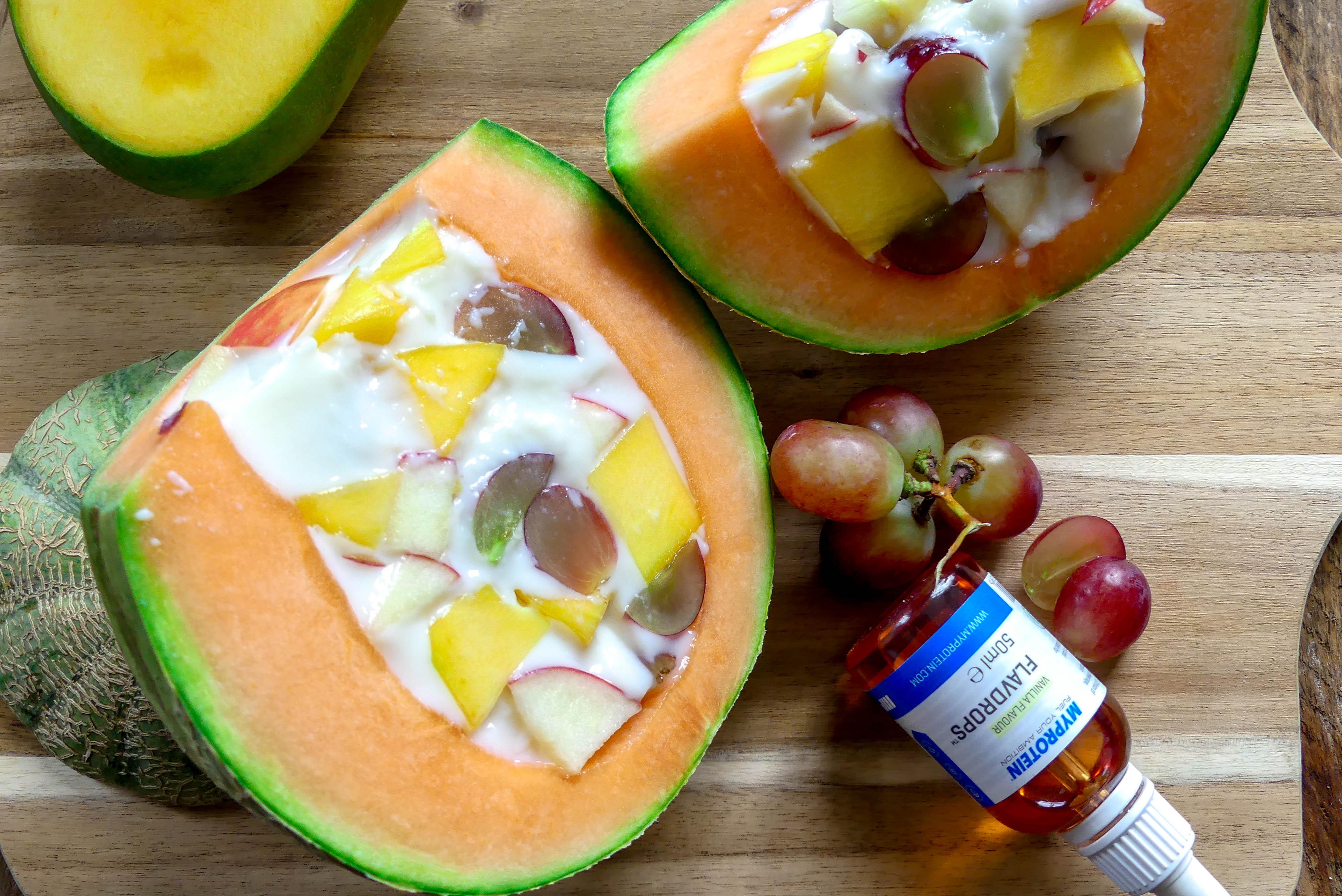 Meloen recept