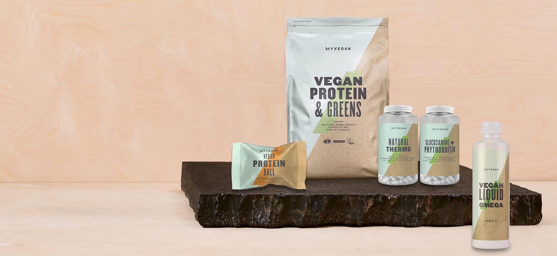 SUSTAIN – My Healthy Lifestyle – vijf plantaardige supplementen voor persoonlijke vooruitgang