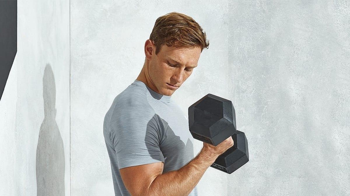 zwaar trainen