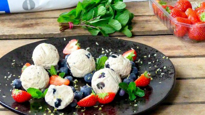 Cheesecake proteïne snacks