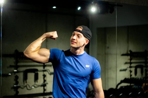 De Upper Body Workout van Anthony Kruijver