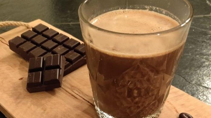 Warme Chocolade Koffie