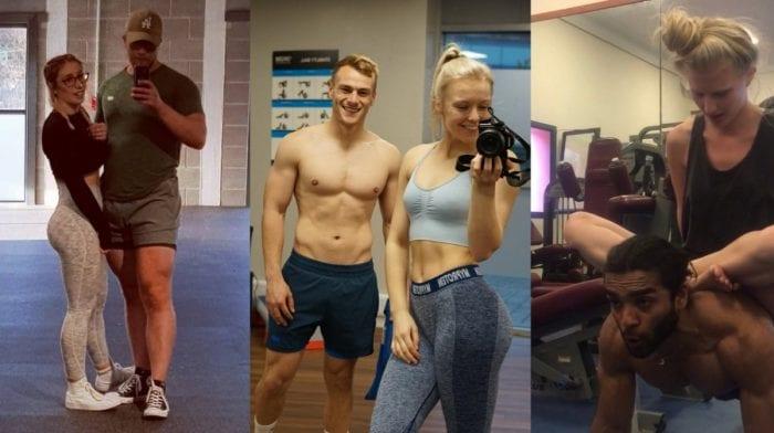 12 Fails in de gym waar je deze Valentijnsdag ongemakkelijk van wordt