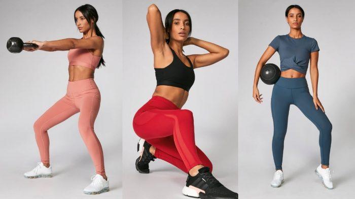 4 leggings voor elke training – * voegt alles toe aan winkelmandje *