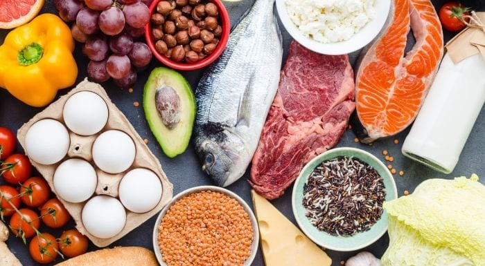 aminozuren uit voeding