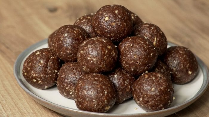 Brownie-bites | Met 3 ingrediënten