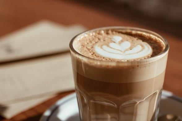 Vanille Latte | Een romige koffie met vanille aroma