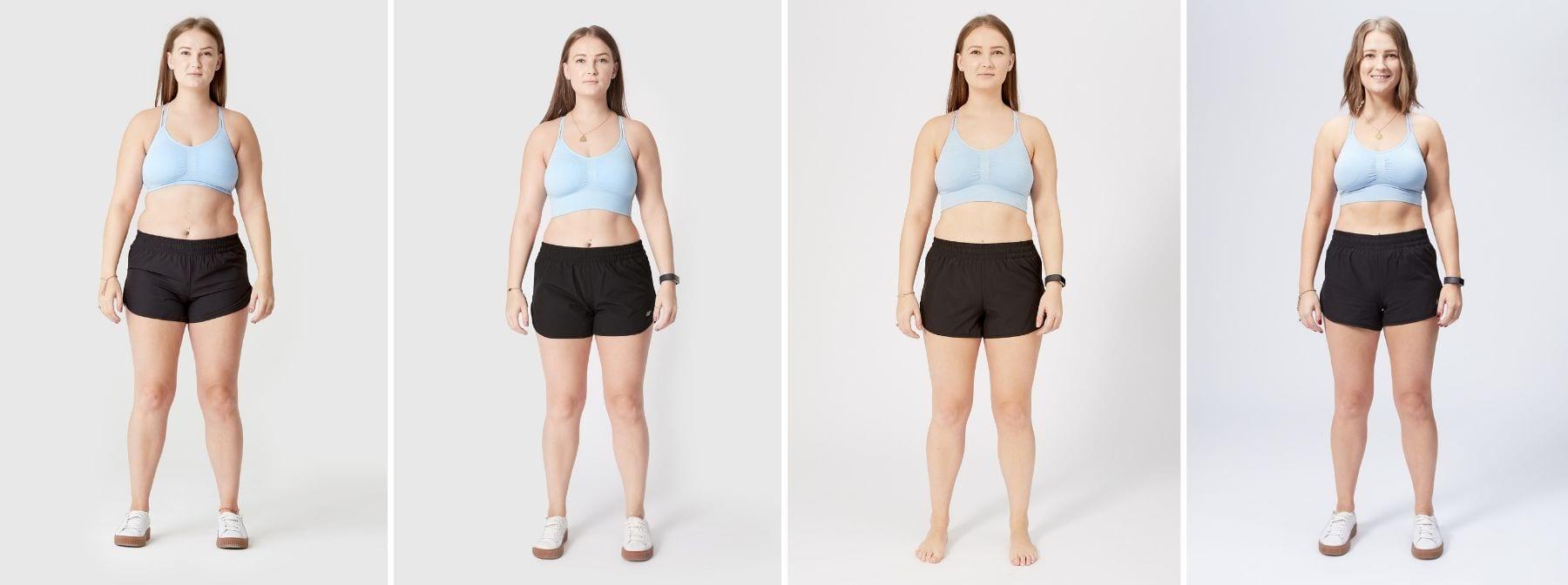 Trainen voor échte resultaten | Kat's Fitness Journey
