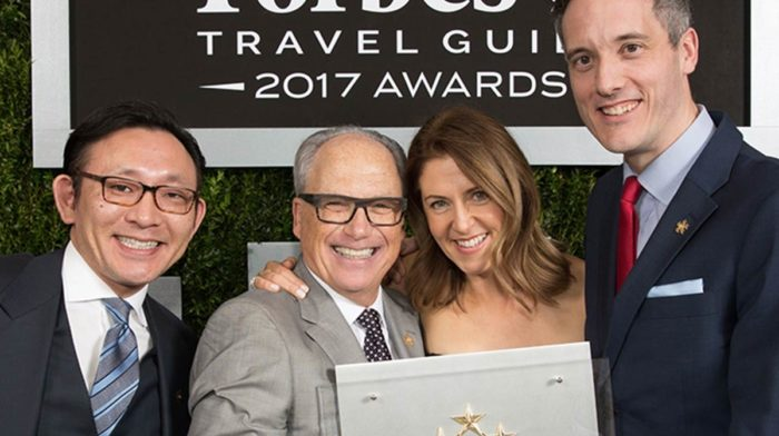 ESPA Winners in the 2017 Forbes Awards