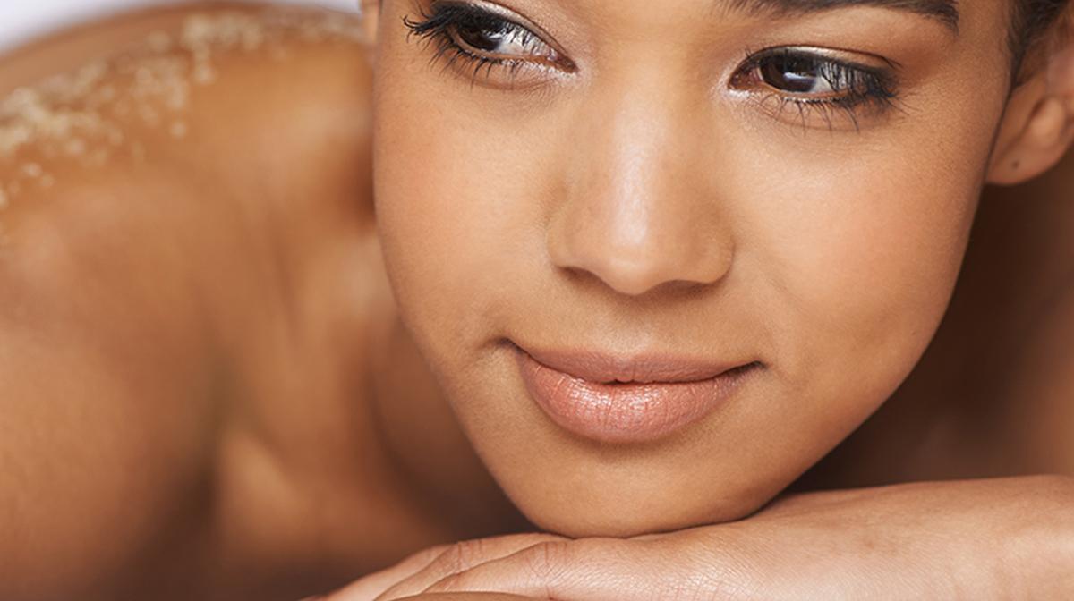 Age-defying Rose Quartz Crystal Massage