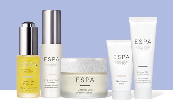 Beauty Explorer Collection Skincare Contents
