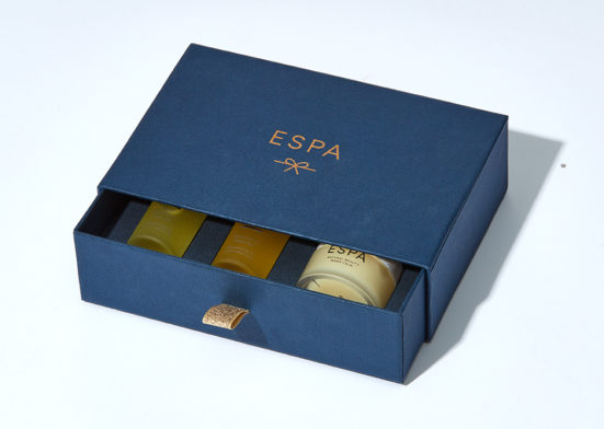 Christmas with ESPA | Comfort & Joy Gift Release