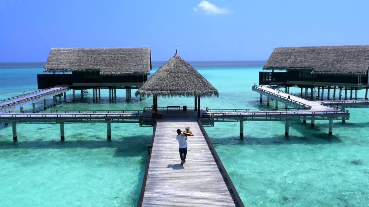 One&Only Reethi Rah, Maldives villas